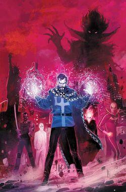 Doctor Strange Damnation Vol 1 1 Textless.jpg