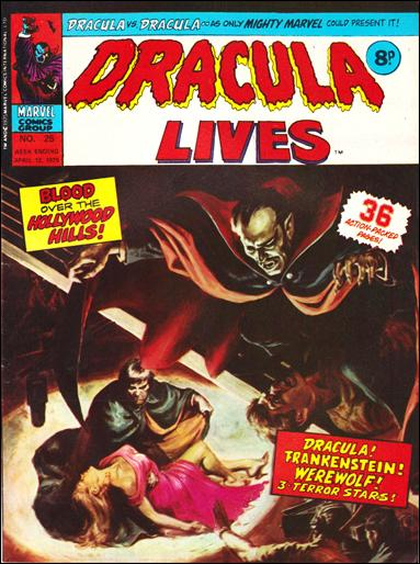 Dracula Lives (UK) Vol 1 25