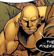 Drexel (Legion Personality) (Earth-616)