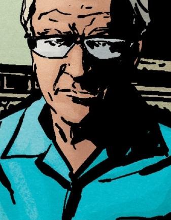 Ed Vernon (Earth-616)