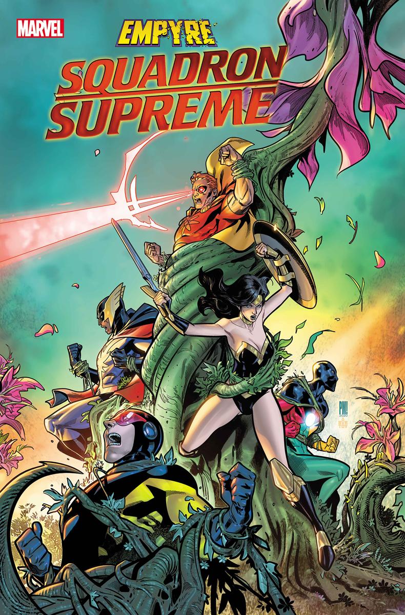 Empyre: Squadron Supreme Vol 1 2