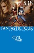 Fantastic Four Vol 1 538