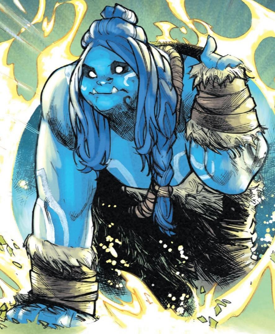 Guslaug (Earth-616)