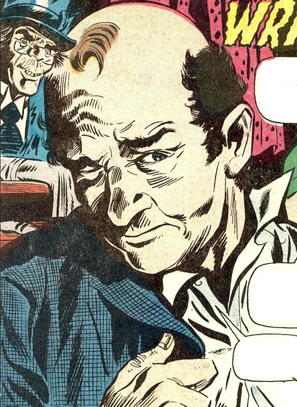 Harry Swann (Earth-616)