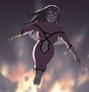 Jessica Drew (Earth-616) from Spider-Woman Origin Vol 1 3 0001