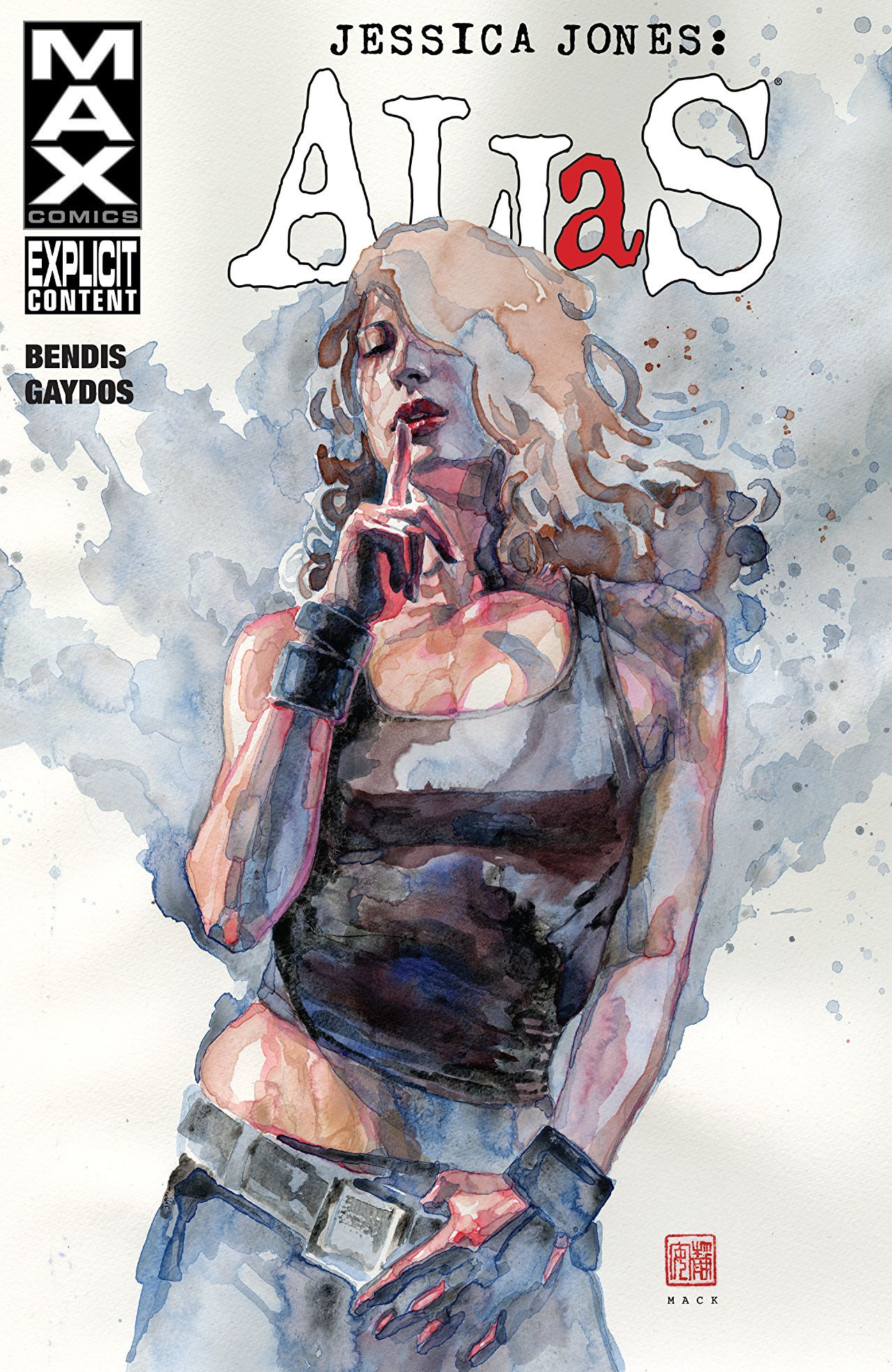 Jessica Jones: Alias TPB Vol 1 3