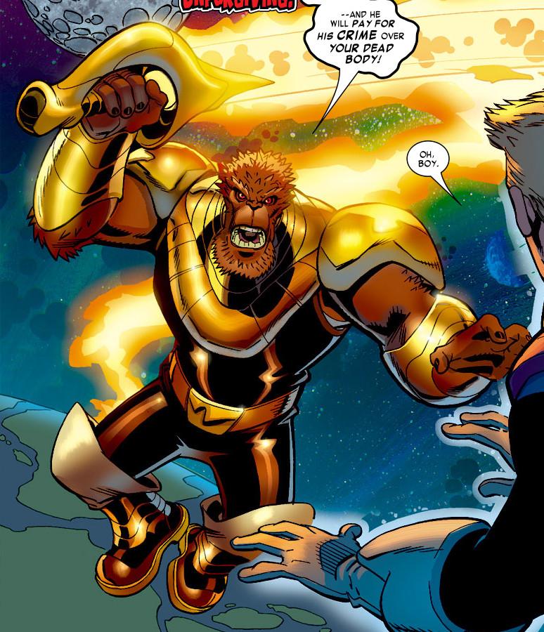 Karragan (Earth-616)