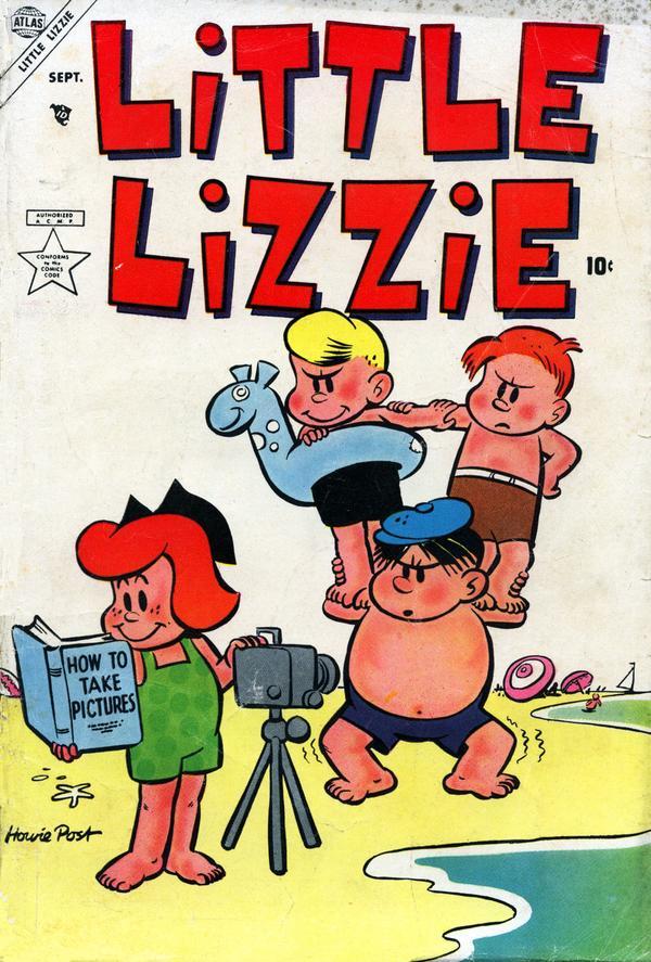 Little Lizzie Vol 2