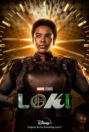 Loki (TV series) poster 006