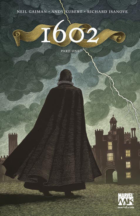Marvel 1602 Vol 1