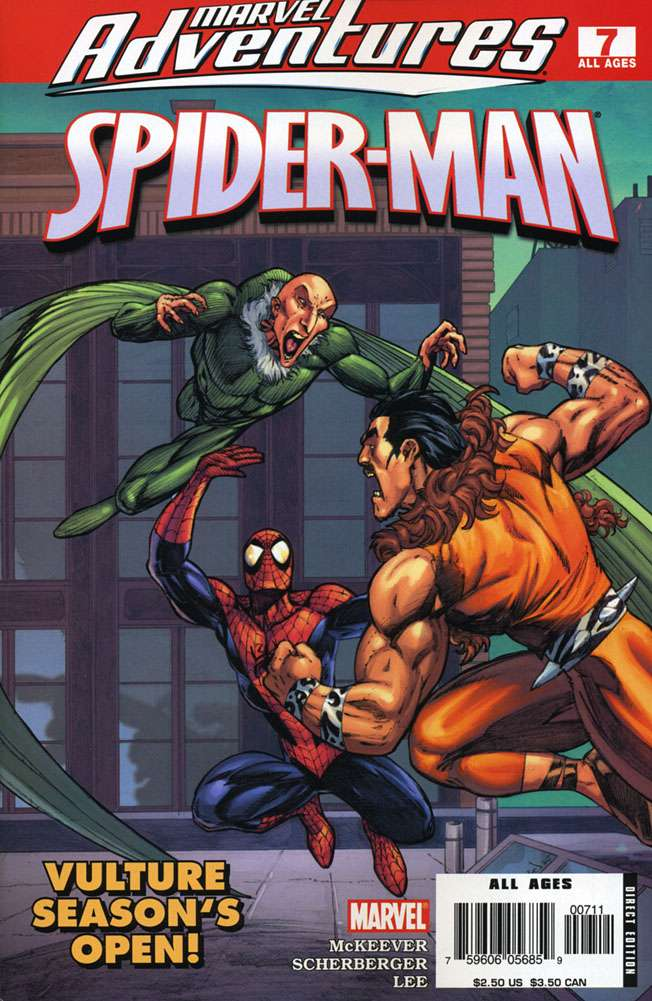 Marvel Adventures: Spider-Man Vol 1 7