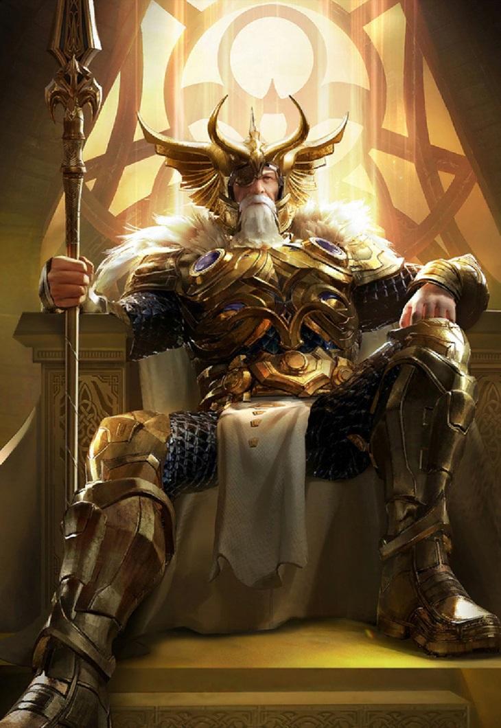 Odin Borson (Earth-TRN840)
