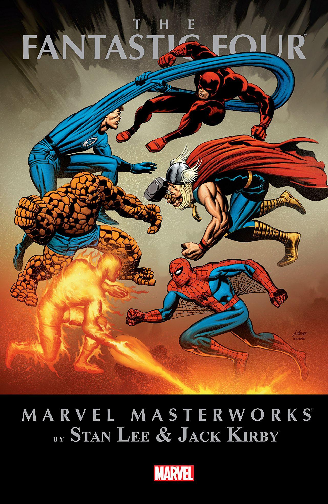 Marvel Masterworks: Fantastic Four Vol 1 8