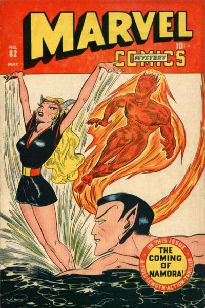 Marvel Mystery Comics Vol 1 82