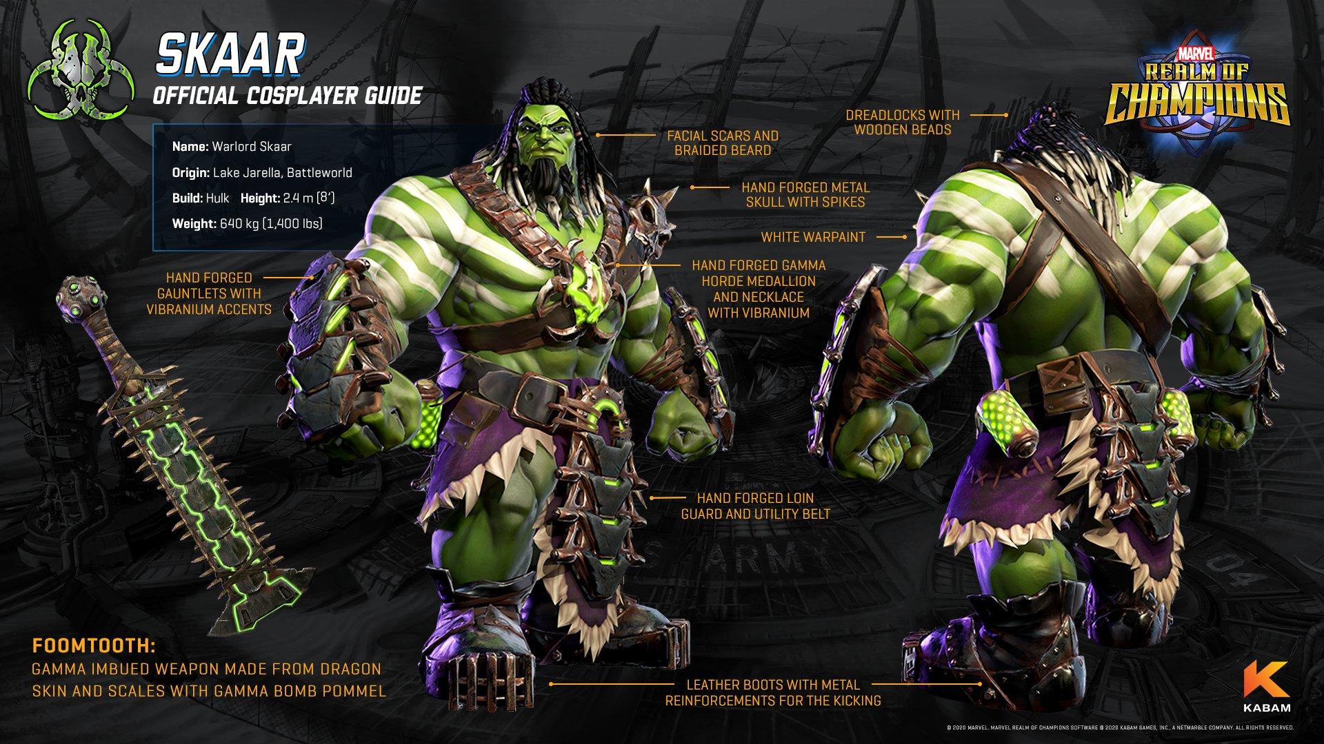Marvel Realm of Champions War Skaar Official Cosplayer Guide.jpg