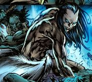 Morlun (Earth-001) from Black Panther Vol 5 5 002