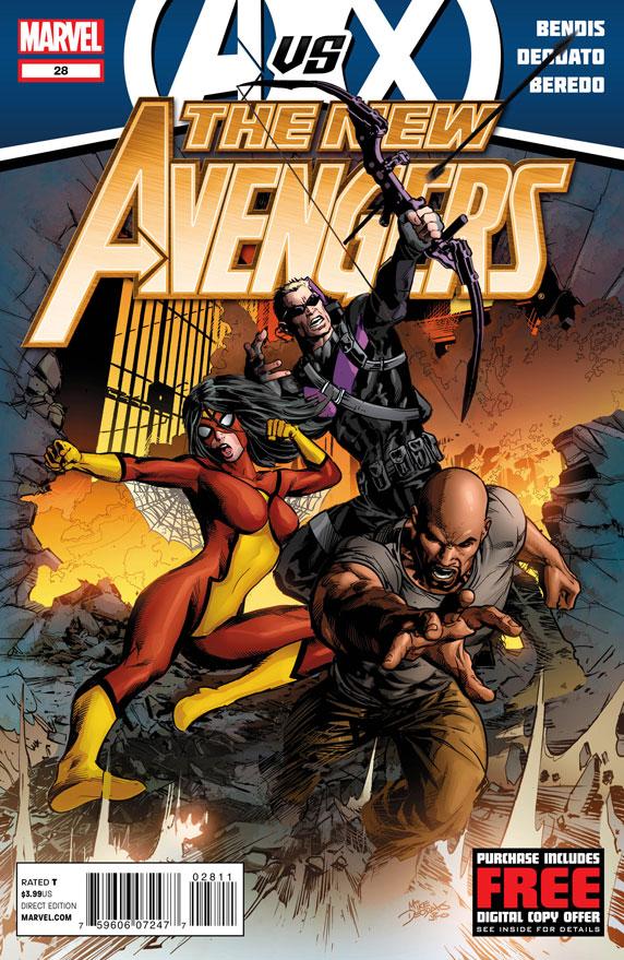 New Avengers Vol 2 28
