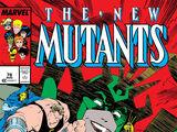 New Mutants Vol 1 78