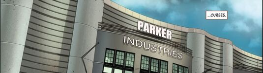 Parker Industries Building (Hudson River)
