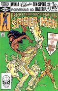 Peter Parker, The Spectacular Spider-Man Vol 1 62