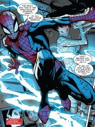 Peter Parker (Earth-616) and Cindy Moon (Earth-616) from Amazing Spider-Man Vol 3 5 001