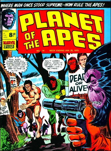 Planet of the Apes (UK) Vol 1 14