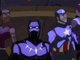 Secret Avengers (Black Ops Unit) (Earth-17628)
