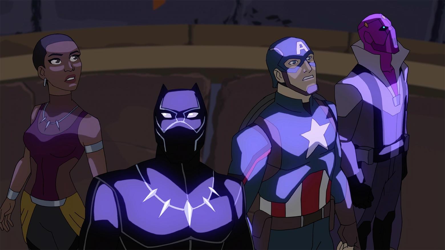 Marvel's Avengers Assemble Season 5 11
