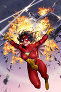 Spider-Woman Vol 7 1 Classic Cover Textless