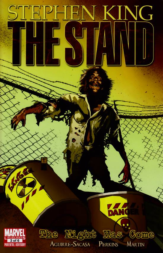 The Stand: The Night Has Come Vol 1 3