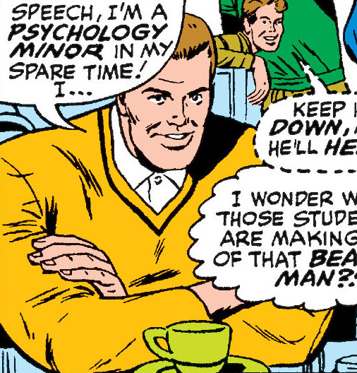 Theodore Roberts (Earth-616)