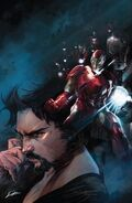 Tony Stark Iron Man Vol 1 1 Textless