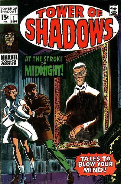 Tower of Shadows Vol 1 1