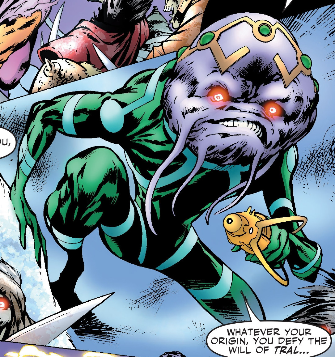 Tral (Earth-616)