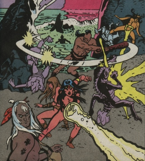 Tribe of the Moon (Earth-616)/Gallery