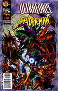 UltraForce Spider-Man Vol 1 1A