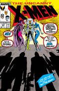 Uncanny X-Men Vol 1 244