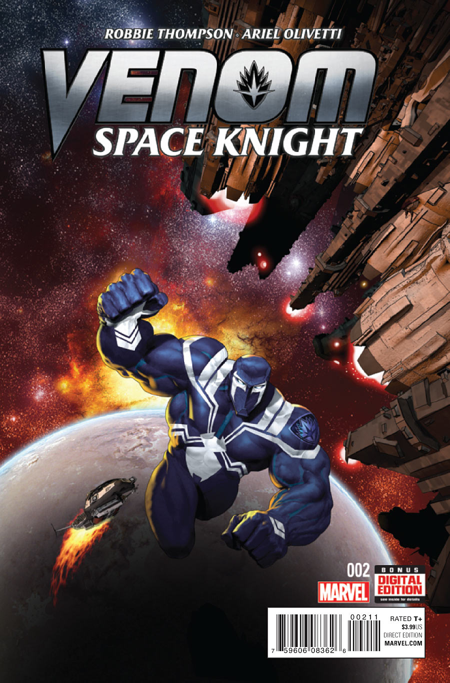 Venom: Space Knight Vol 1 2