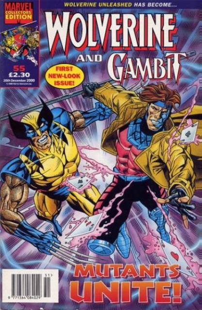 Wolverine and Gambit Vol 1 55