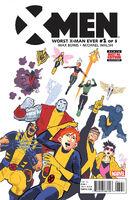 X-Men Worst X-Man Ever Vol 1 1