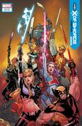 X of Swords Creation Vol 1 1 Launch Variant