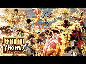 AVENGERS- ENTER THE PHOENIX TRAILER - Marvel Comics