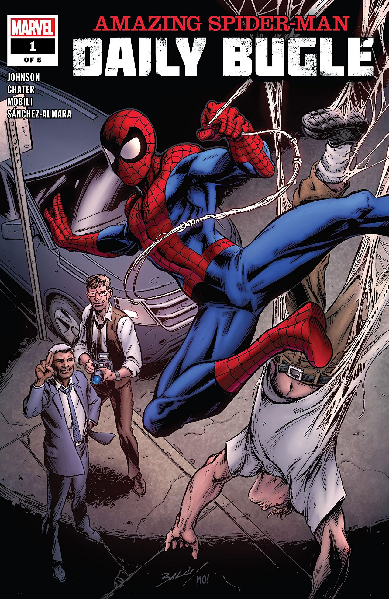 Amazing Spider-Man: Daily Bugle Vol 1 1