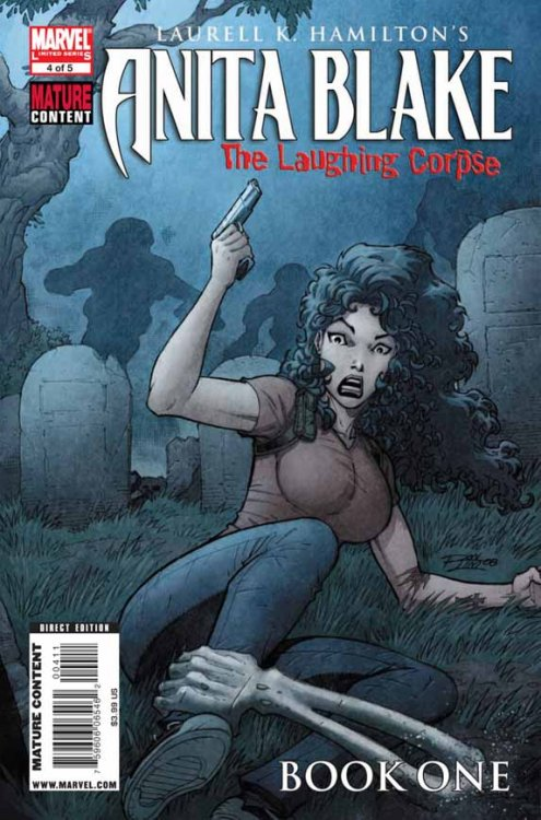 Anita Blake: The Laughing Corpse - Book One Vol 1 4