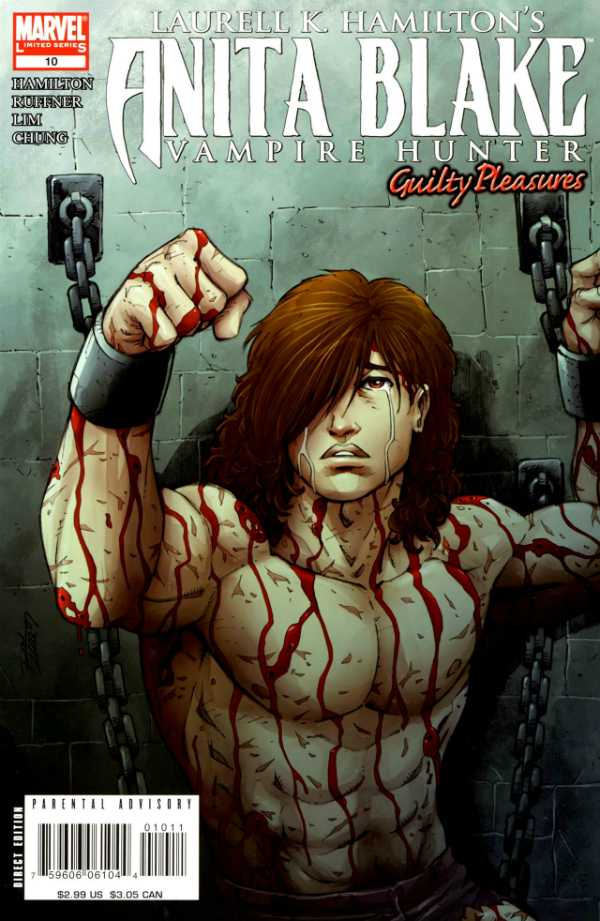 Anita Blake: Vampire Hunter - Guilty Pleasures Vol 1 10