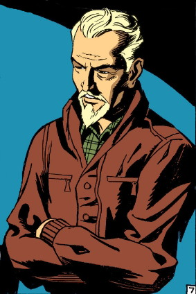 Arthur Stacy (Earth-616)