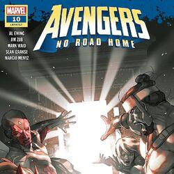 Avengers No Road Home Vol 1 10