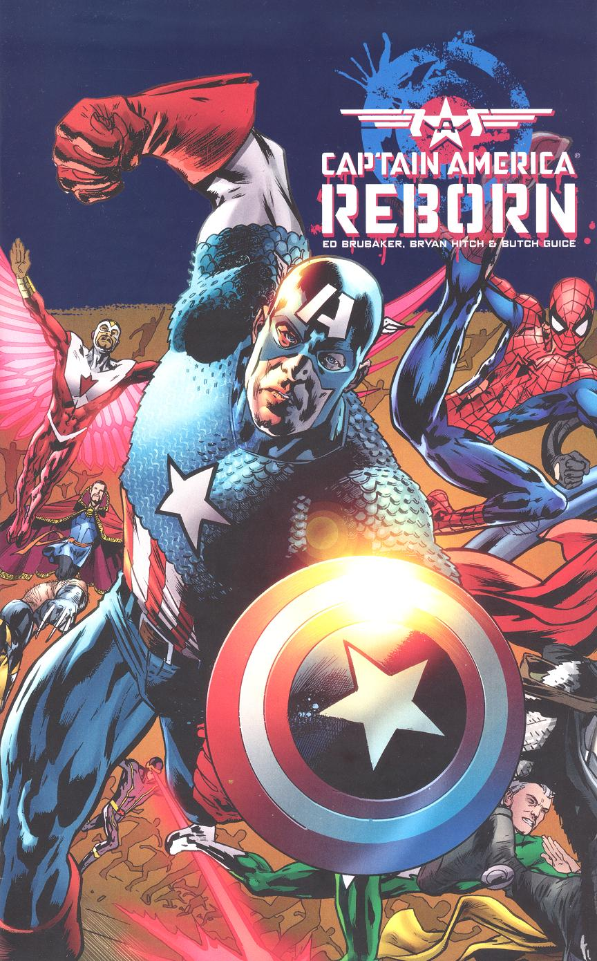Captain America: Reborn Vol 1 6