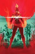 Captain Marvel Vol 8 4 Textless
