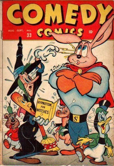 Comedy Comics Vol 1 33
